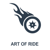 the art of ride - in-ni